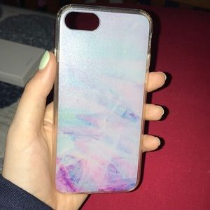 Free people iphone 7/8 case